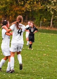Whitman women's soccer season ends with win