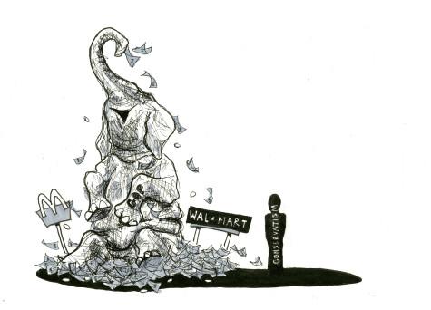 Is conservatism capitalist?