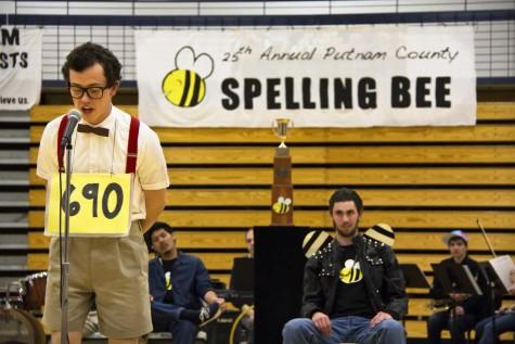 Theater department brings music and spelling to Sherwood