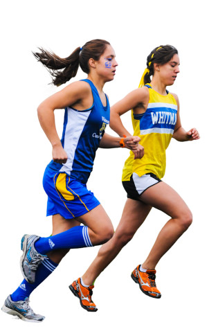 Athlete profile: Emilie and Katri Gilbert '13 talk cross country, basketball