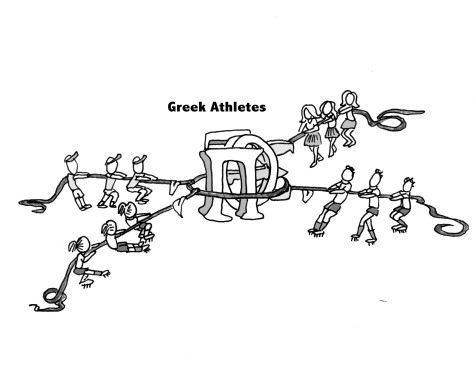 Sports, Greek life: A complementary relationship?