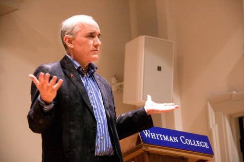 Preacher-turned-atheist Dan Barker raises questions of religion, ethics