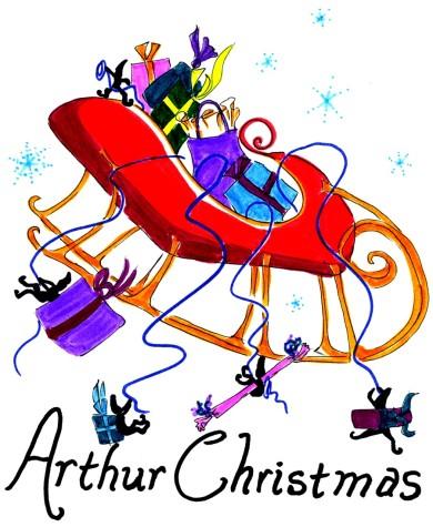 """Arthur Christmas"" delivers holiday cheer"