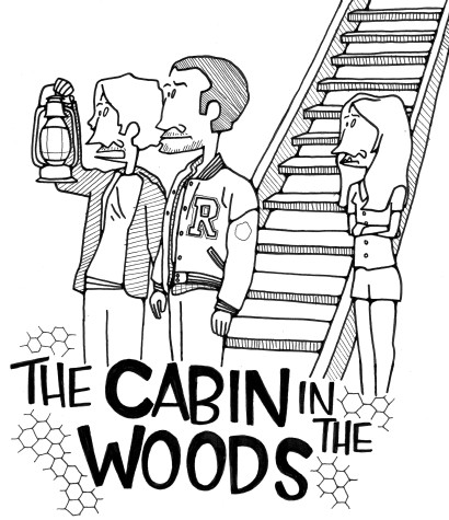 """The Cabin in the Woods"" surprises with satiric, bloody good time"