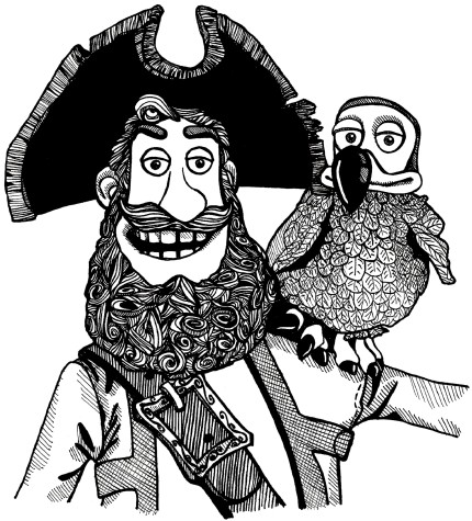 'Pirates! Band of Misfits' brings nonstop laughs for all