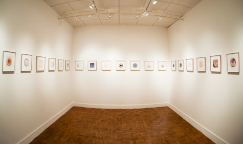 Faculty Exhibition in Sheehan Gallery