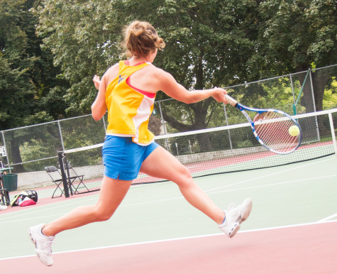 Women's tennis sets the tone for the upcoming season