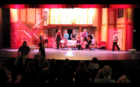 """Noises Off"" Q&A with Cast and Crew"