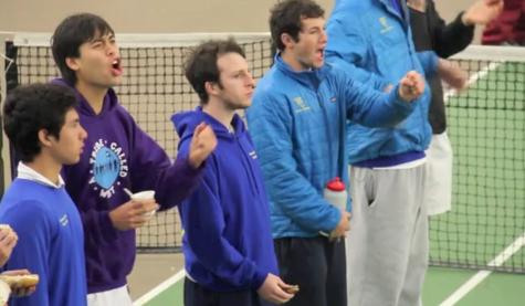 Men's Tennis Dominates Willamette