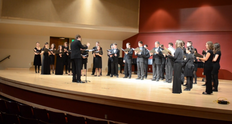 Composers' Concert Features Student Work