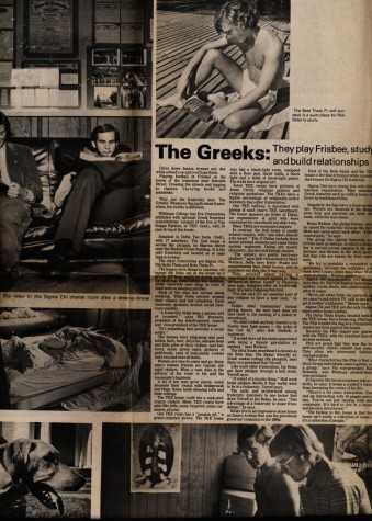 The Greeks in Walla Walla