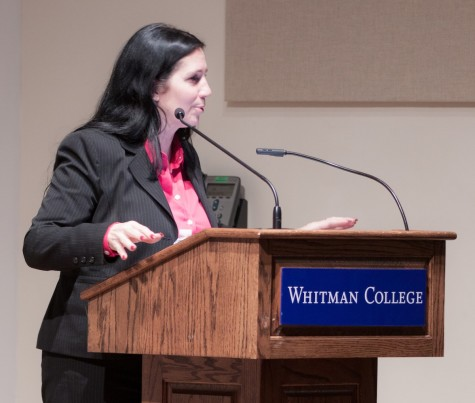 Cheri Honkala Lecture Raises Poverty Awareness