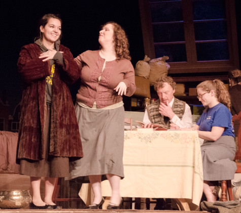 Little Theatre of Walla Walla Features New Adaptation of 'The Diary of Anne Frank'