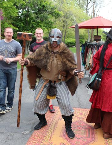 Annual Ren Faire brings fun for campus, Walla Walla community