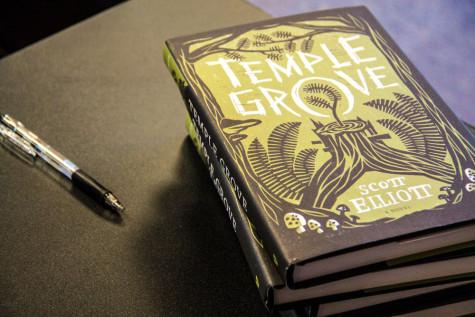 English Professor's Latest Novel Inspired by Love of Pacific Northwest