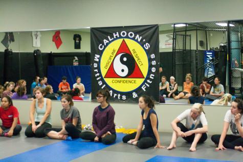 Self-Defense Class a Success