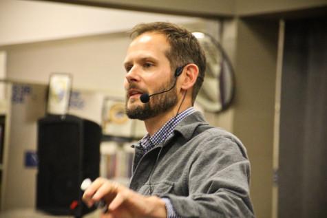 Associate Professor of Politics Aaron Bobrow Strain Discusses 'The Future of Food'