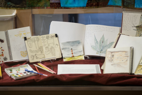 'Art Outside the Box' Features Artwork from Whitman Staff