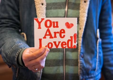 Students Celebrate Love on Valentines Day