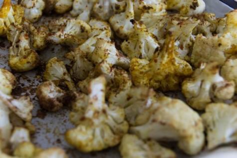 Roasted Cauliflower Soup With Cumin