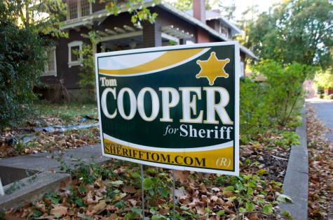 Interview with sheriff candidate Sgt. Tom Cooper
