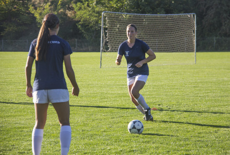 Women's soccer shoots for tops in NW Conference