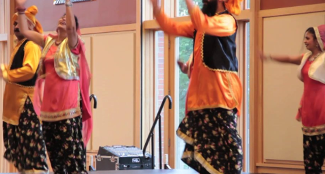 """Rhythms of India"" Showcases Indian Culture"