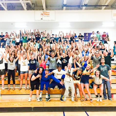 Whit City brings new life to student section