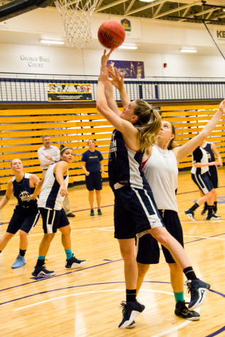 Young talent fills roles for women's basketball