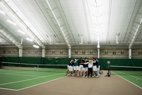 Men's Tennis Continues Dominance