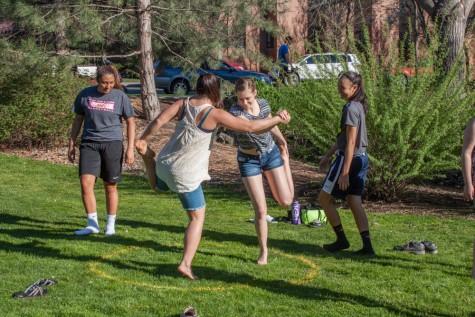 Lu'au and Makahiki Games Bring Education, Fun to Campus