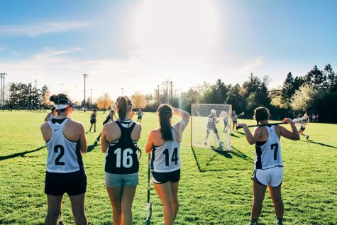 Women's Lacrosse on Right Track for Future Success