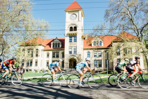 Cycling Team Hosts Third Annual Criterium