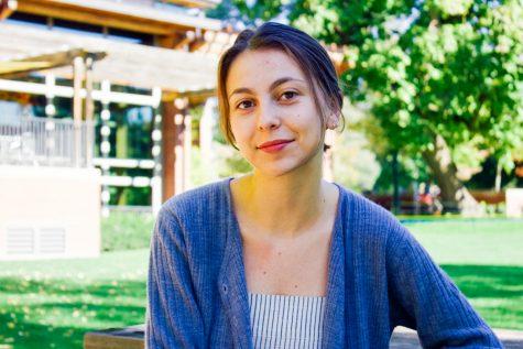 Sabina Rogers. Photo by Jackie Greisen.
