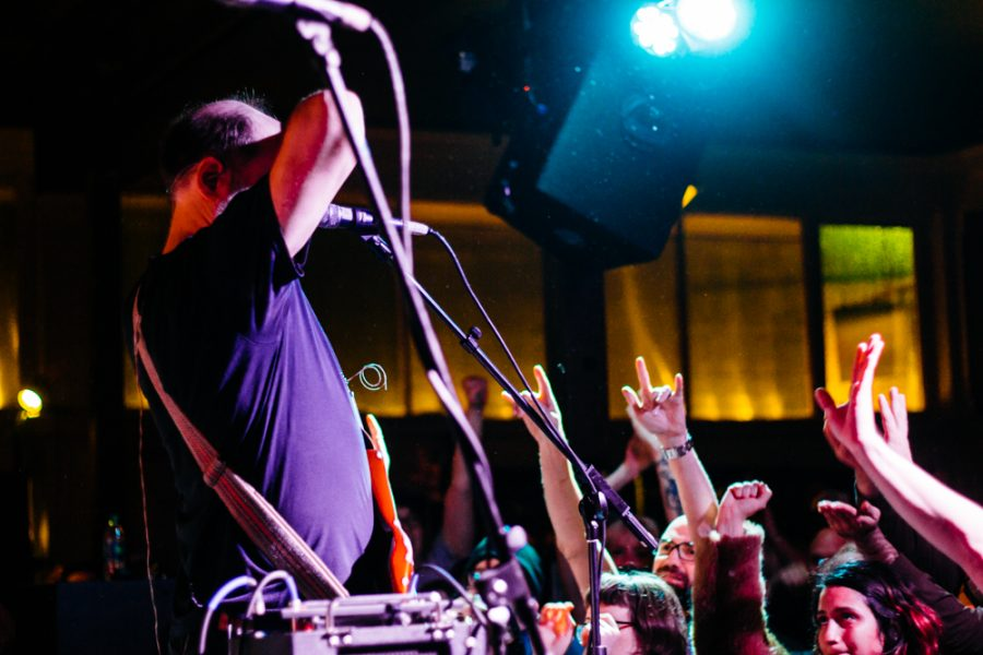 Built to Spill comes to Main Street Studios
