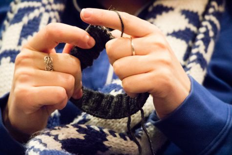 Spotlight on Students: KnitWhits