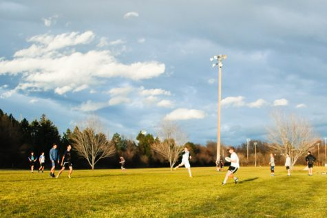 Frisbee Teams Gearing up for Sweet Seasons