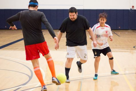 Cohesive Competition: Noon Soccer Group Unites Community