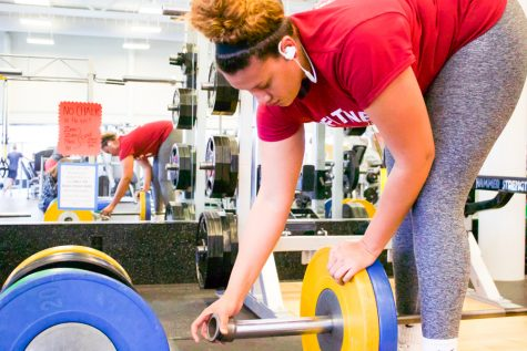 Lifting Away Gender Stereotypes: Kendra Winchester's Journey into the World of Weights