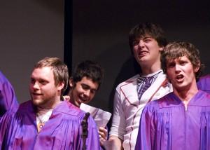 Choral Contest amuses, astounds