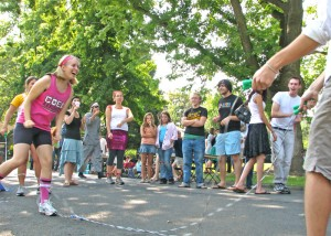 Block Party features activities diverse as Interest House Community