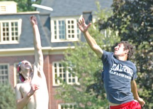 Ultimate Frisbee hopes to 'get as close to nationals' as possible