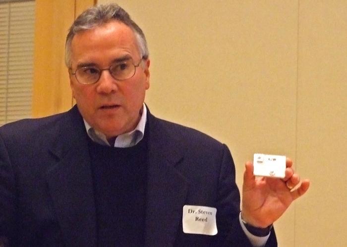 Alumnus speaks on ethics of medicine