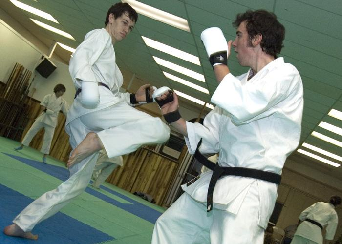 Karate tournament to assemble at WWCC