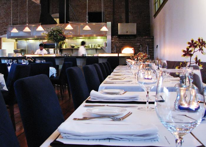 Restaurant review: Whitehouse-Crawford, fine dining with the folks