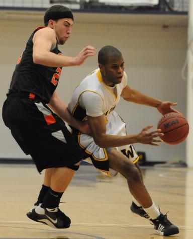 Mens Basketball Season Finale Credit: Jacobson.