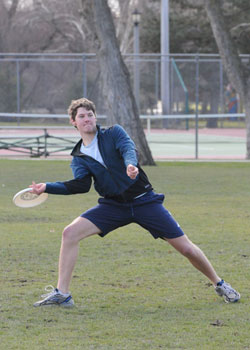 New IM frolf meets with enthusiasm from campus