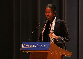 Controversial speech by Hirsi Ali prompts heated response
