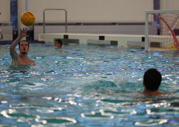 Water polo gains popularity, grows as a club sport