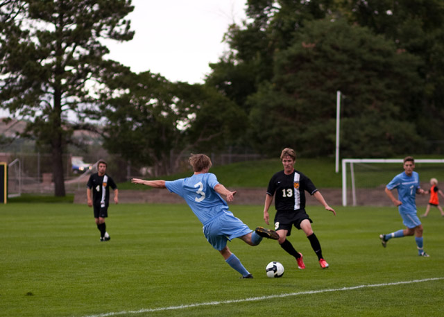 Mens soccer prepped for first NWC weekend